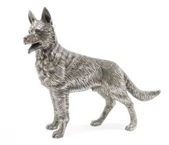 Jonathan Charles German Shepherd Dog Figurine
