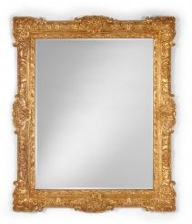 Jonathan Charles Wall Mirror French 19th Century