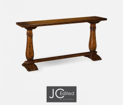 Jonathan Charles Large Refectory Console Table Rural