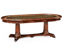 Jonathan Charles Poker Table Georgian