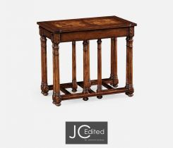 Jonathan Charles Nest of Tables Parquet