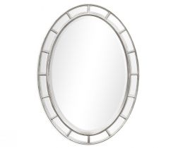 Jonathan Charles Oval Wall Mirror Georgian Irish