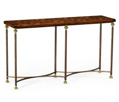 Jonathan Charles Console Table Argentine
