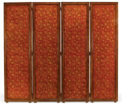 Jonathan Charles Folding Screen Regency