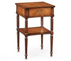Jonathan Charles Bedside Table with Drawer Monarch