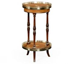 Jonathan Charles Round Side Table Bakewell