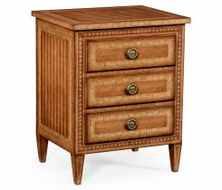 Jonathan Charles Bedside Table French 19th Century