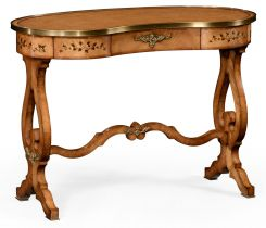 Jonathan Charles Kidney Dressing Table French