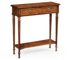 Jonathan Charles Small Console Table 18th Century