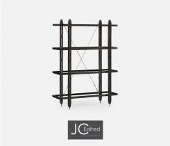 Jonathan Charles Etagere Architectural in Oak