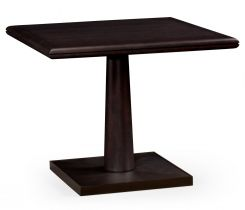 Jonathan Charles Square Dining Table Malaysian in Ash