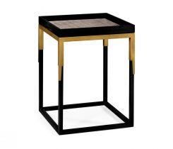 Jonathan Charles Square Tray Table Malaysian