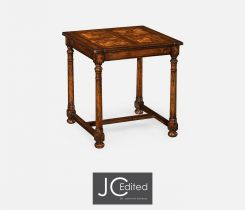 Jonathan Charles Square Side Table Rural