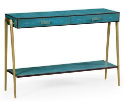 Jonathan Charles Console Table French 1930s