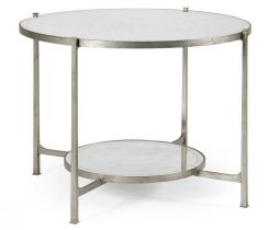 Jonathan Charles Round Centre Table Contemporary