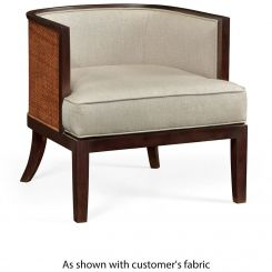 Jonathan Charles Tub Chair Malaysian in COM