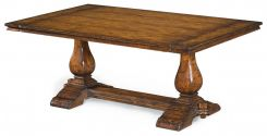 Jonathan Charles Refectory Coffee Table Rural