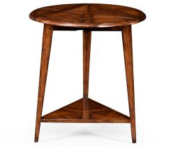 Jonathan Charles Round Side Table Cricket