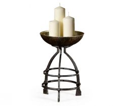Jonathan Charles Candlestand Industrial